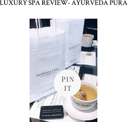Luxury Spa Review