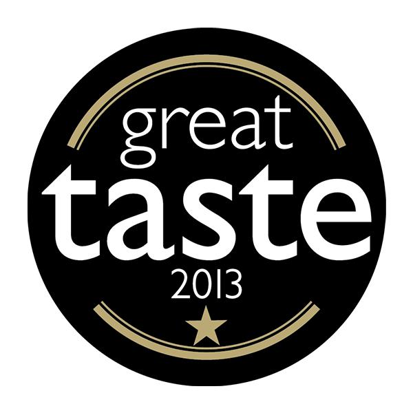 Great Taste Award 2013 - One Star