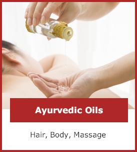Ayurvedic Oils category image