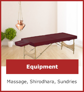 Ayurvedic Equipments category image
