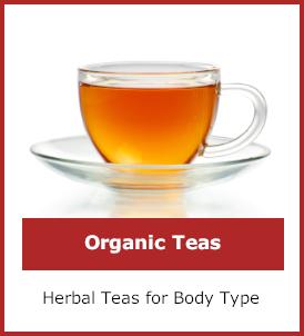 Organic Herbal teas category