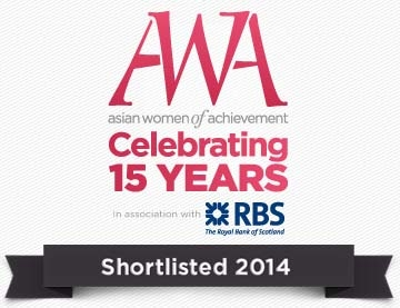 Asian Women of Achievements Awards Year 2014