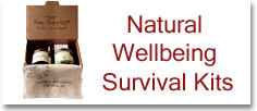 natural kits can to achieve and maintain a balanced & healthy life